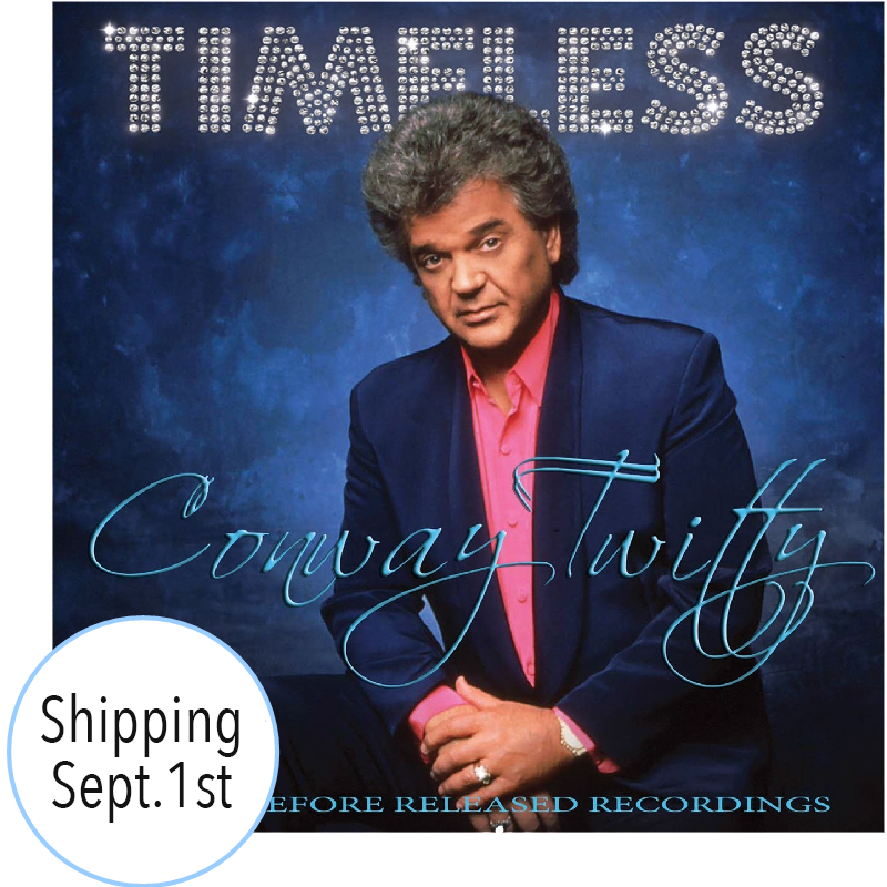 all new album timeless conway twitty